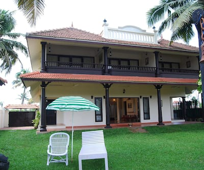 Wintergreen Waterfront Resorts,Cochin